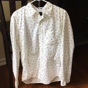 Men's J. Crew slim fit shirt